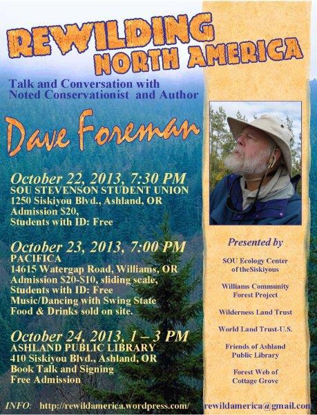 13 Dave Foreman